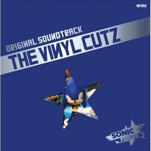 SONIC FORCES ORIGINAL SOUNDTRACK THE VINYL CUT ※LPレコード