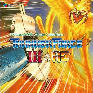 Technosoft Music Collection -THUNDER FORCE Ⅲ & AC-