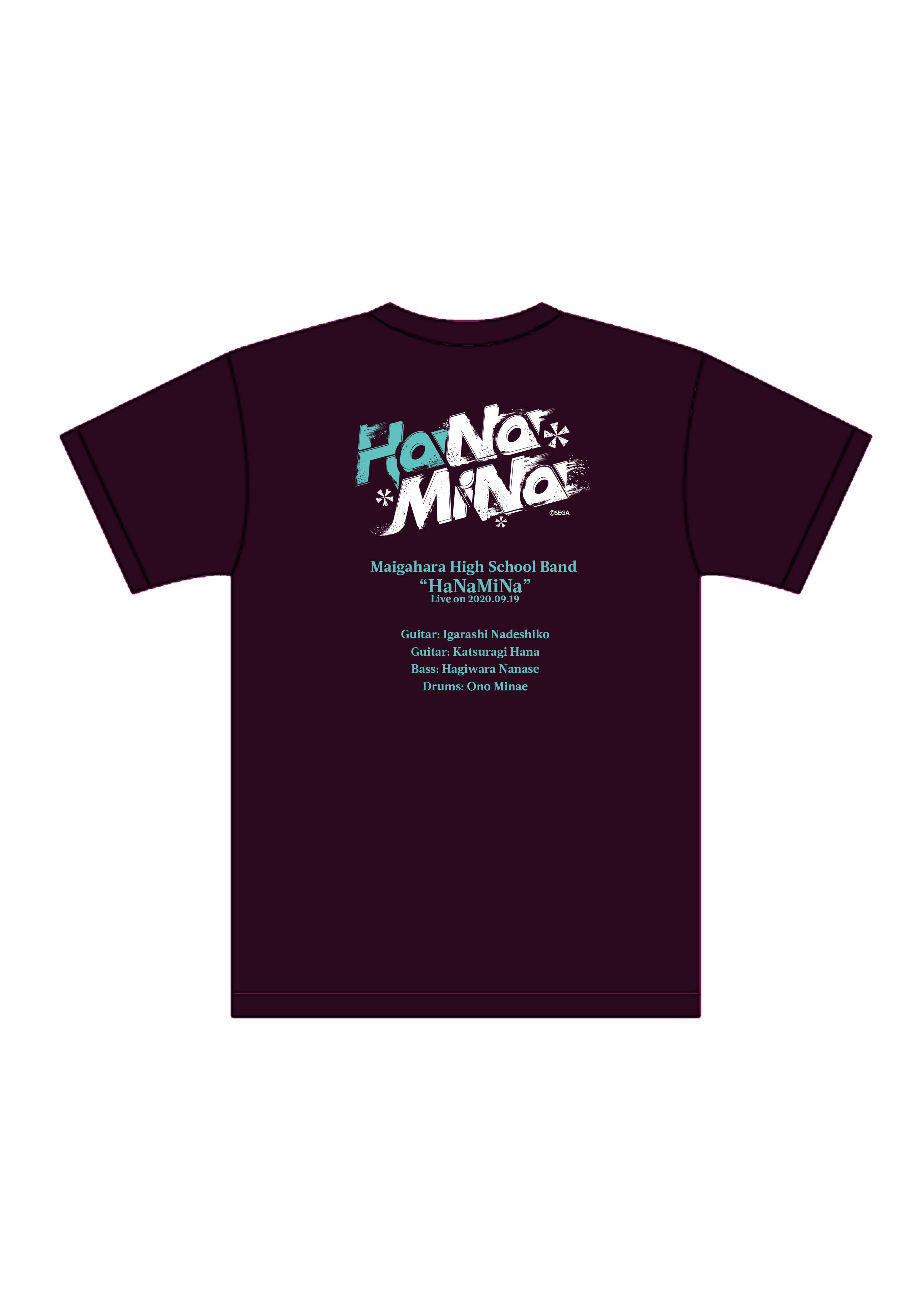 第一回定例会Tシャツ(葛城華)