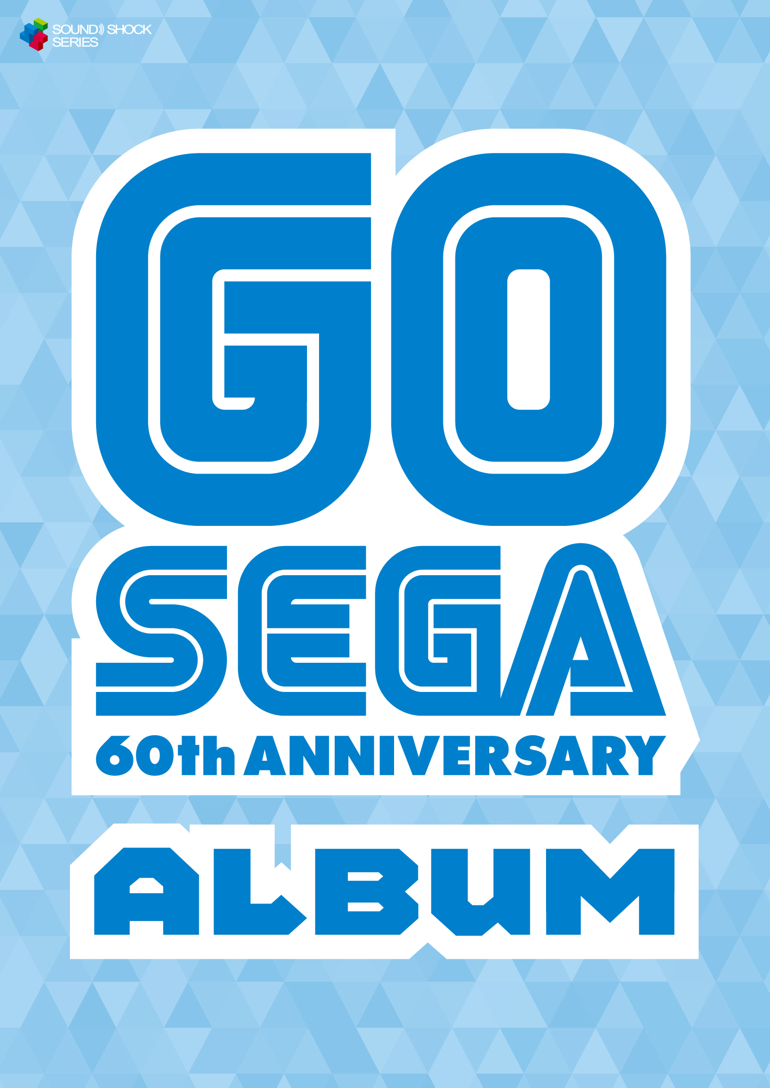 GO SEGA - 60th ANNIVERSARY Album -