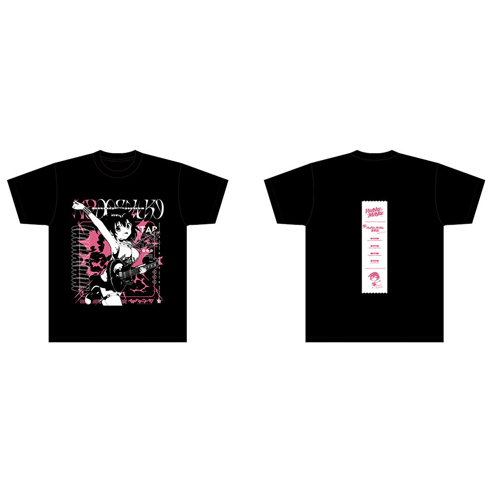 第二回定例会Tシャツ(五十嵐撫子)