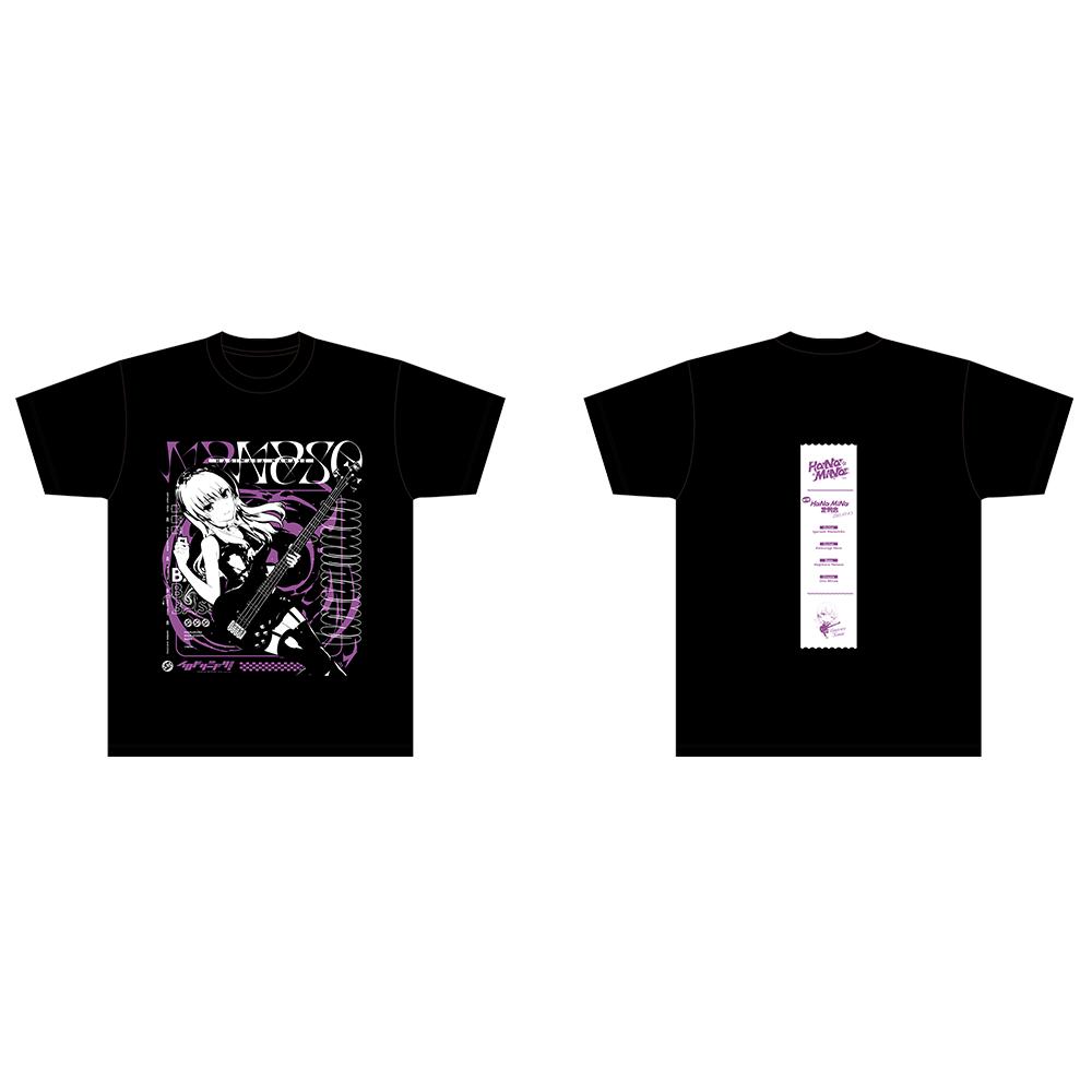 第二回定例会Tシャツ(萩原七々瀬)