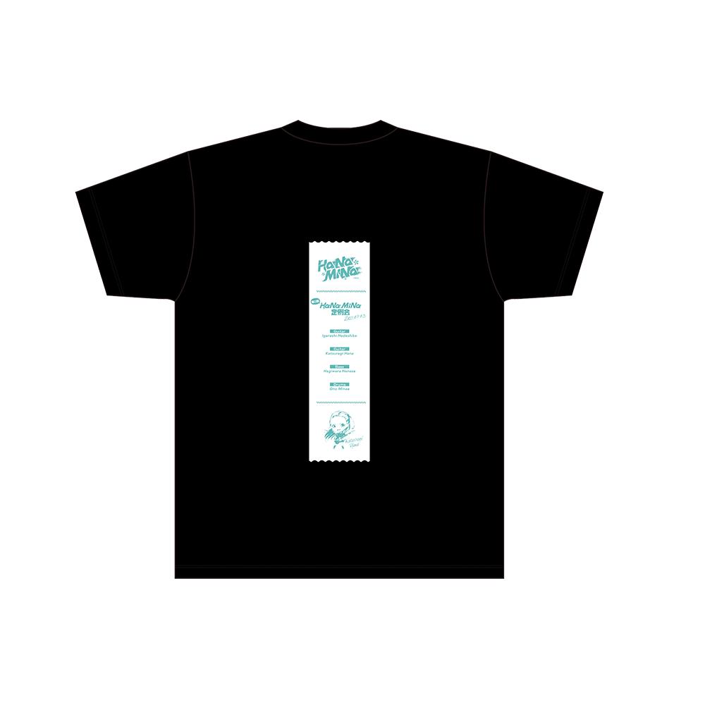 第二回定例会Tシャツ(葛城華)